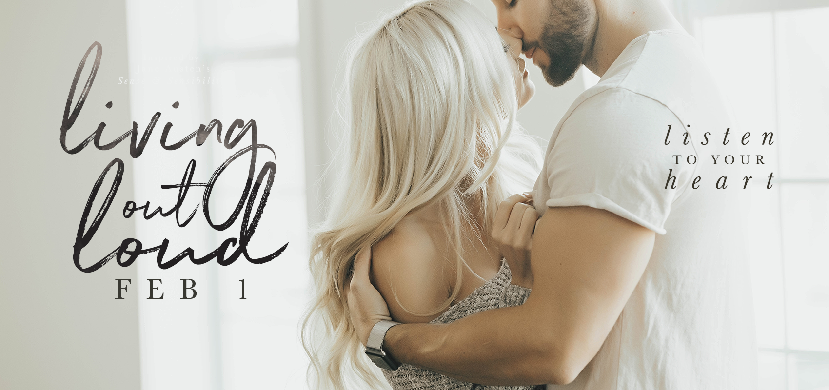 #CoverReveal ~ Living Out Loud by Staci Hart ~ #ComingSoon @imaquirkybird ‏