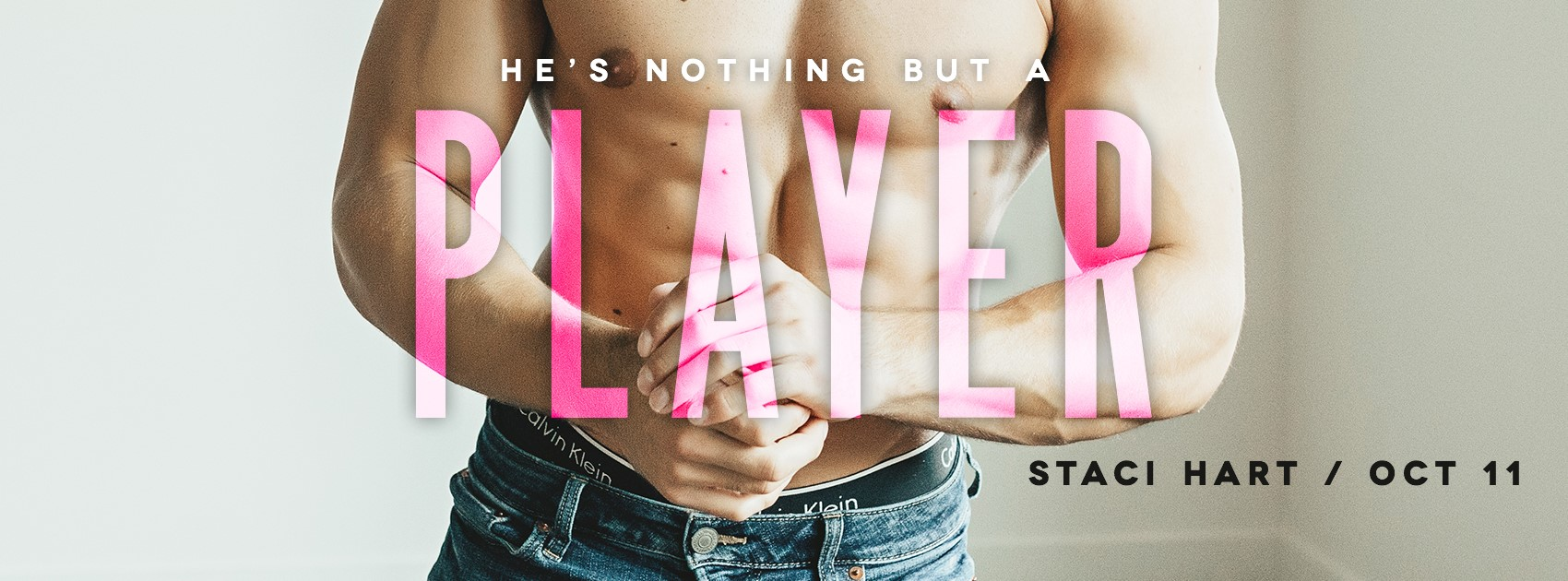 #CoverReveal ~ Player by Staci Hart ~ #ComingSoon @imaquirkybird